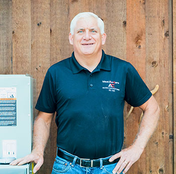 Ed Ivie, Owner of Ideal AirCare